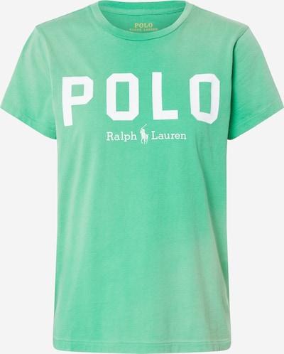 POLO RALPH LAUREN T-shirt en vert, Vue avec produit