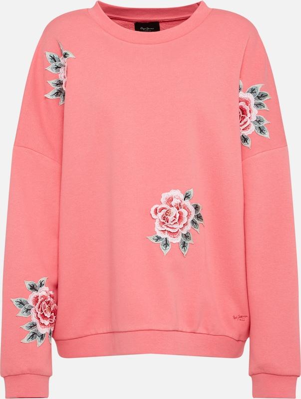 Pepe Rose shirt Jeans 'rose' Sweat En xBdCoe