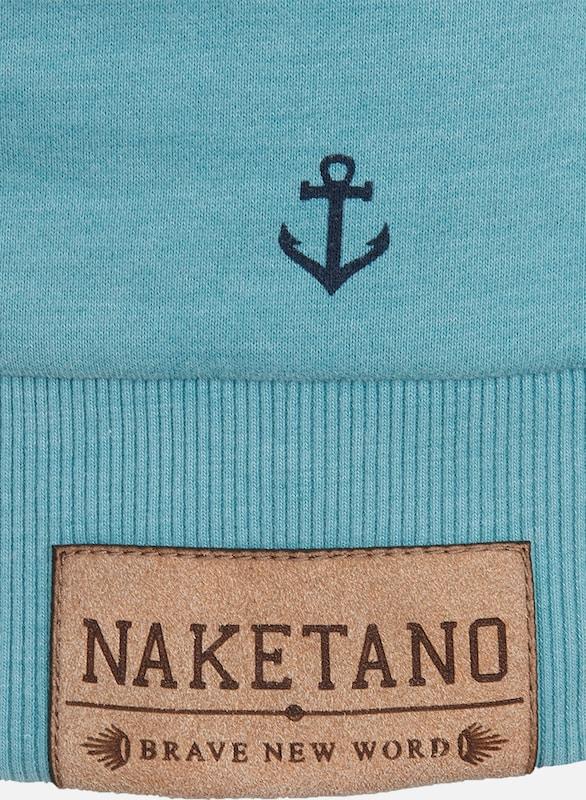naketano Sweatshirt 'Rise Of An Enemy'