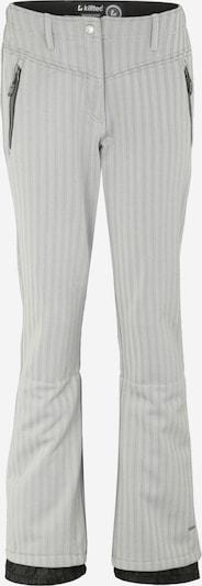 KILLTEC Outdoor панталон 'Jilia' в светлосиво, Преглед на продукта