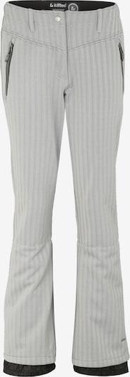 KILLTEC Športne hlače 'Jilia Allover' | svetlo siva barva, Prikaz izdelka