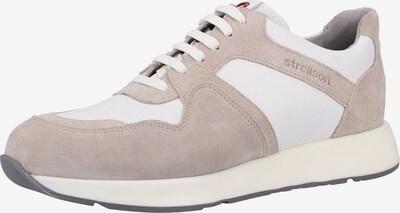 STRELLSON Sneakers laag in de kleur Crème / Wit, Productweergave