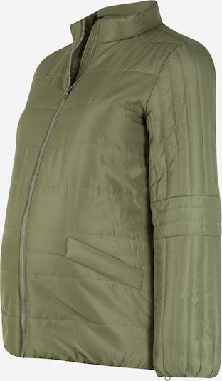 MAMALICIOUS Overgangsjakke 'Queenie' i grøn, Produktvisning
