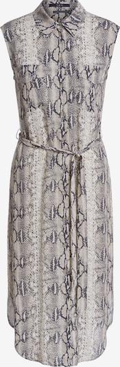 Rochie tip bluză SET pe gri / negru, Vizualizare produs