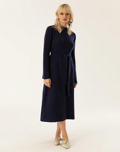 IVY & OAK Kleid in nachtblau, Modelansicht