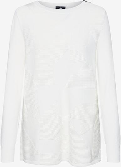 BOGNER Pulover 'Leola' | bela barva, Prikaz izdelka