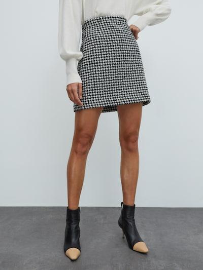 EDITED Rock 'Josie' in schwarz, Modelansicht