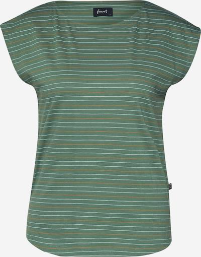 Forvert Shirt 'Amar' in grün, Produktansicht