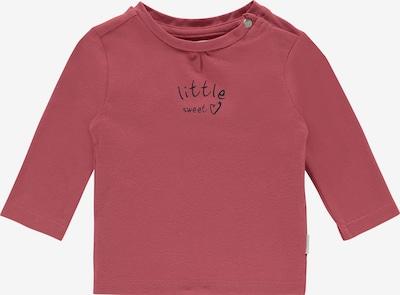 Tricou 'Cabot' Noppies pe roșu pastel / negru, Vizualizare produs