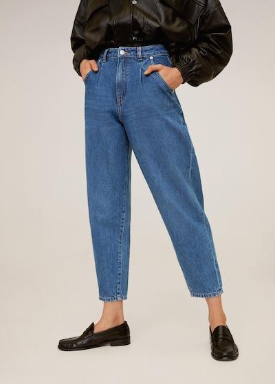 MANGO Jeans 'Regina' in blue denim, Modelansicht