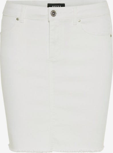 PIECES Minirock 'AIA' in weiß, Produktansicht