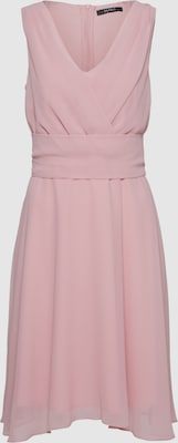 Esprit Collection Cocktailjurk 'New Fluid Chiff Dresses light woven' in Rosa
