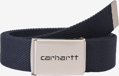 Carhartt WIP Belt 'Clip Belt Chrome' in navy, Item view