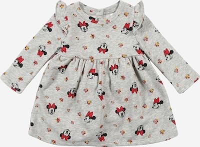 GAP Kleid in hellgrau / rot / schwarz, Produktansicht