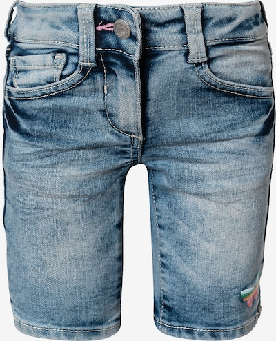 s.Oliver Junior Shorts in blau, Produktansicht