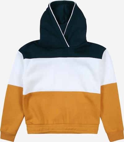 STACCATO Sweatshirt in gelb / oliv / weiß, Produktansicht