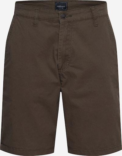 Iriedaily Shorts 'Easy City ' in oliv, Produktansicht