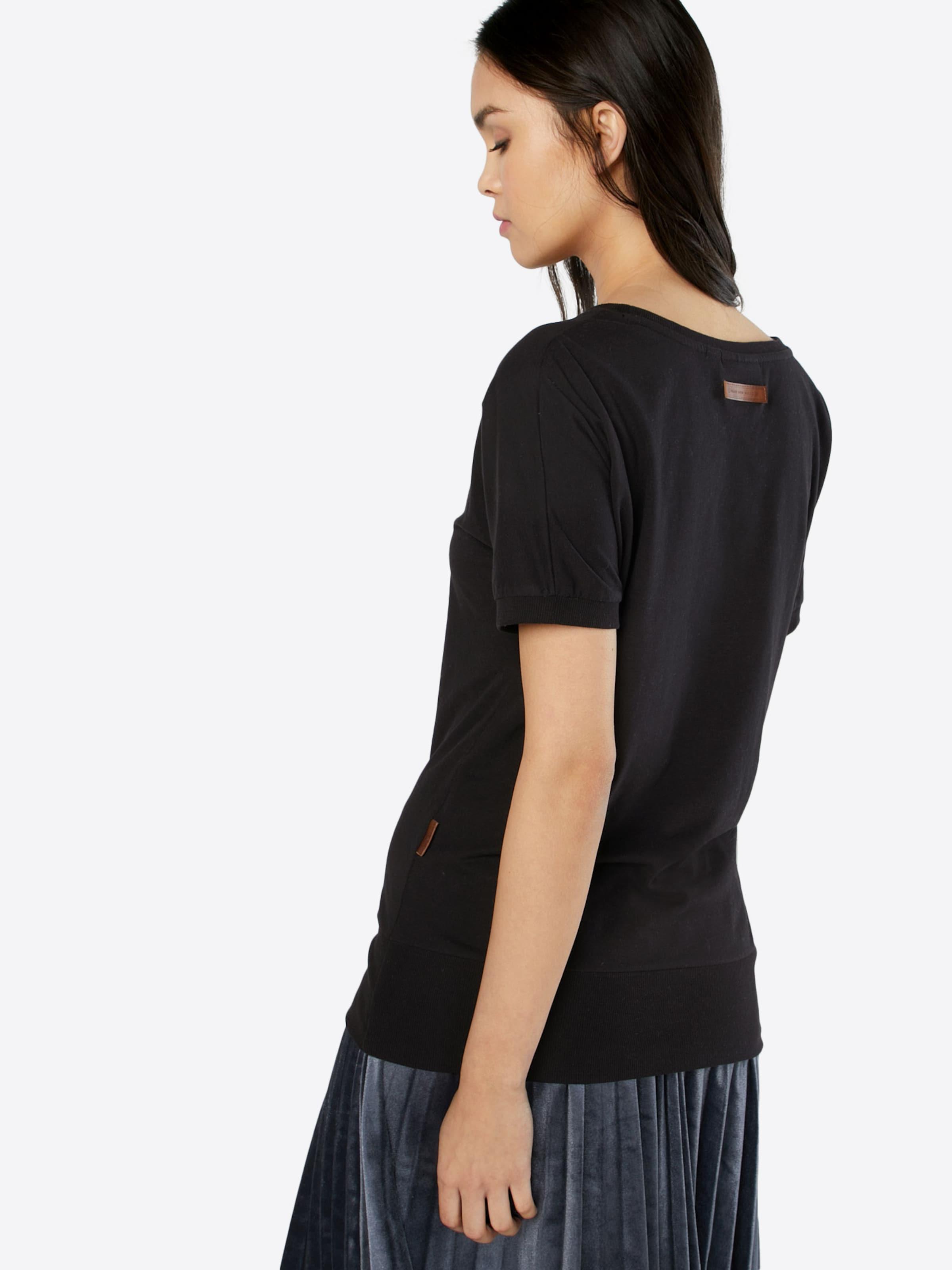 naketano Shirt 'Baunxxx wit it' Niedriger Preis Versandkosten Für Online Billig Verkauf Fabrikverkauf pudHcSHH