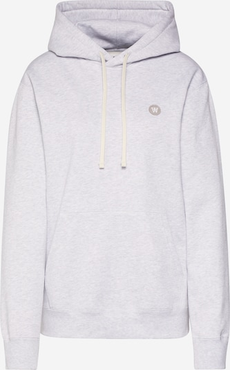 WOOD WOOD Sweatshirt in grau, Produktansicht