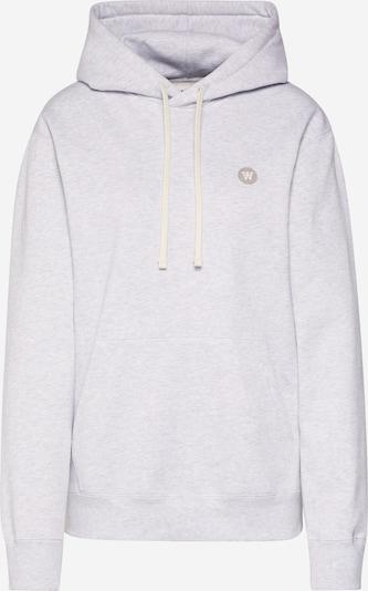 WOOD WOOD Sweat-shirt en gris, Vue avec produit