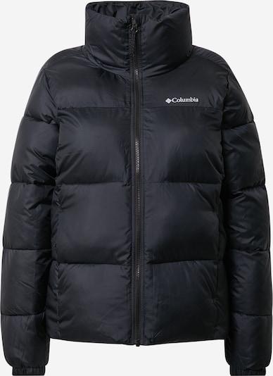 COLUMBIA Winterjas in de kleur Zwart, Productweergave