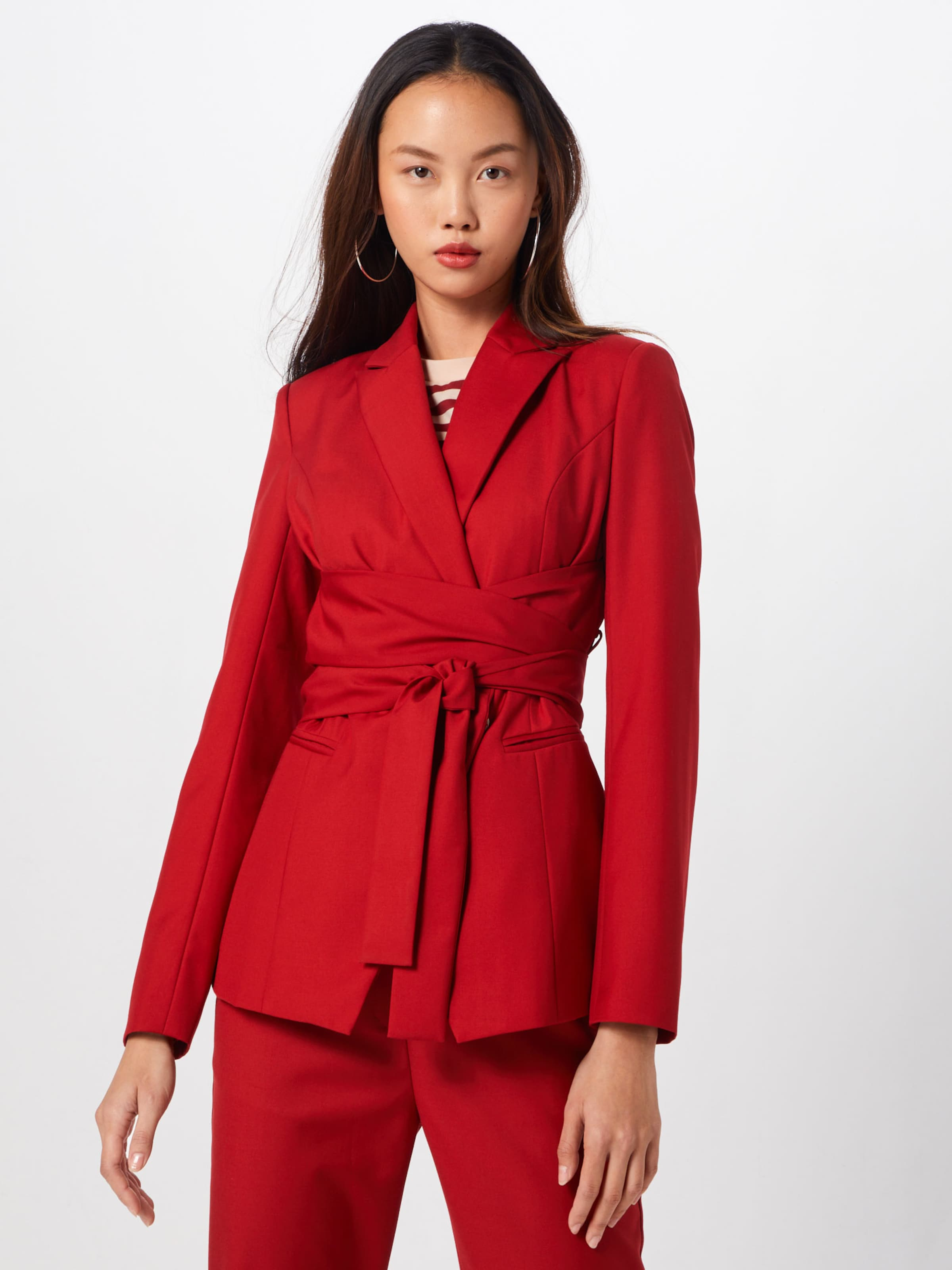 En 4thamp; Reckless Rouge 'shanghai' Blazer jLcSq54A3R