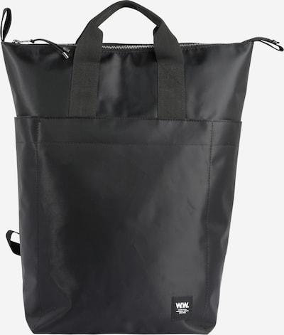 WOOD WOOD Rucksack 'Sidney' in schwarz, Produktansicht