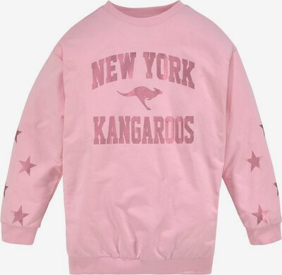 KangaROOS Sweatshirt in rosa, Produktansicht