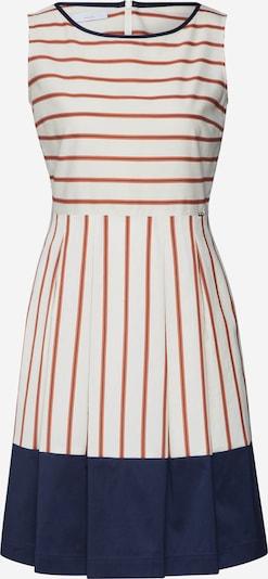 CINQUE Kleid 'CIESTRELLA' in beige / orangerot, Produktansicht