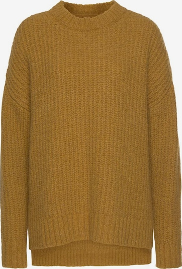Herrlicher Sweter w kolorze currym, Podgląd produktu