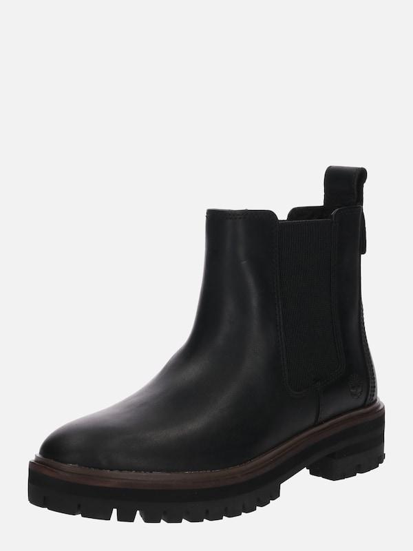 TIMBERLAND Chelsea Boots 'London Square' en noir TIM0279001000001