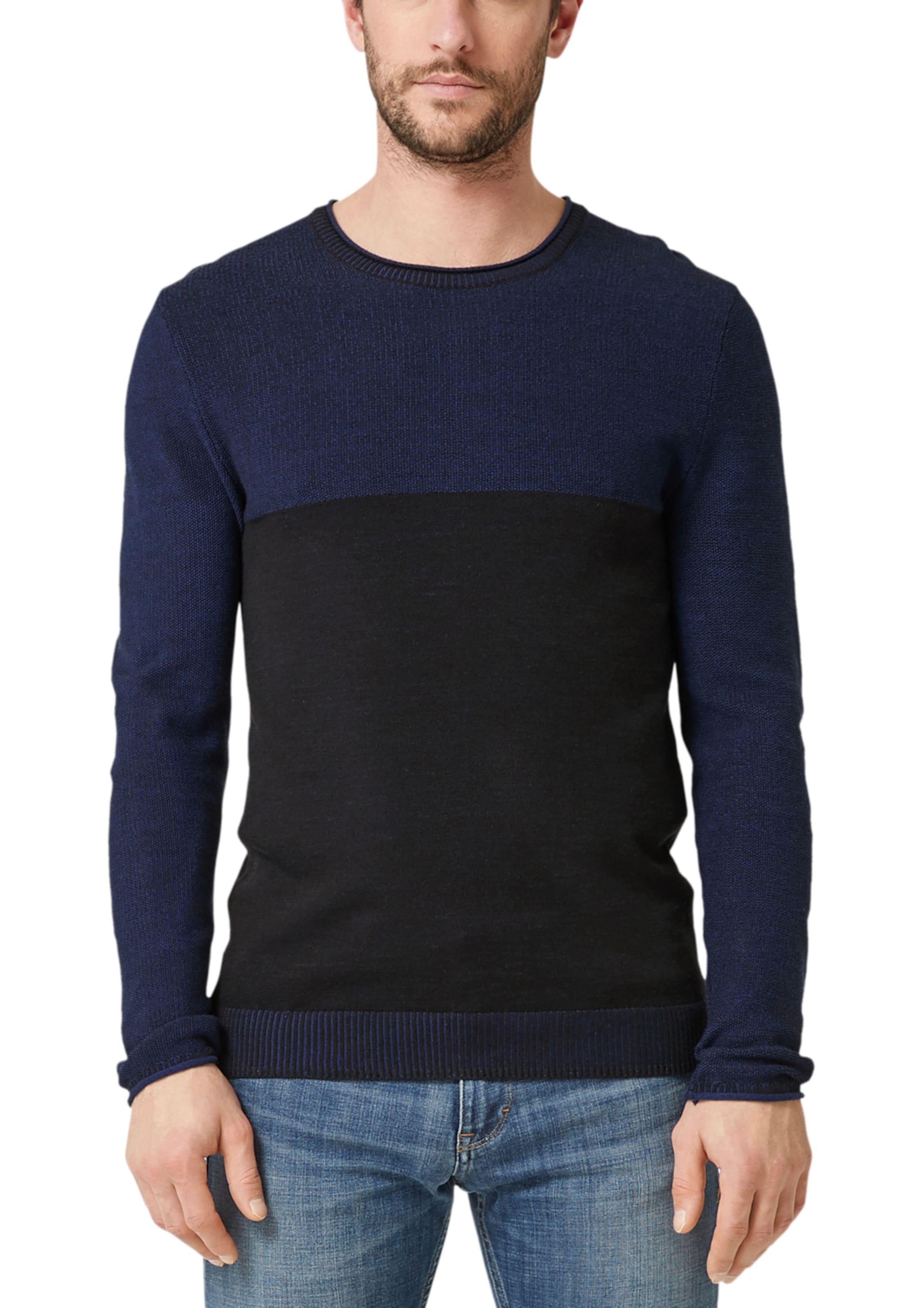 In NavySchwarz Label oliver S Red Pullover 67bgfy