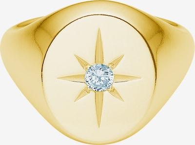 ID Fine Bague 'Guiding Star' en or, Vue avec produit
