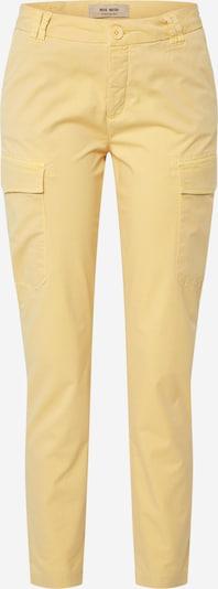 MOS MOSH Kargo hlače 'Abbey' | zlato-rumena barva, Prikaz izdelka