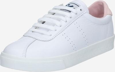 Sneaker low '2843 Comfleau' SUPERGA pe roz / alb, Vizualizare produs