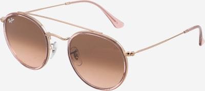 Ray-Ban Sonnenbrille mit Farbverlauf in braun / rosa, Produktansicht