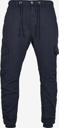 Urban Classics Kargo hlače | mornarska barva, Prikaz izdelka