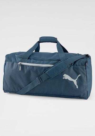 PUMA Sporttas in de kleur Blauw / Grijs, Productweergave