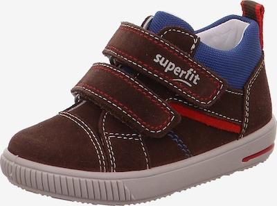 SUPERFIT Lauflernschuhe 'Moppy' in braun, Produktansicht