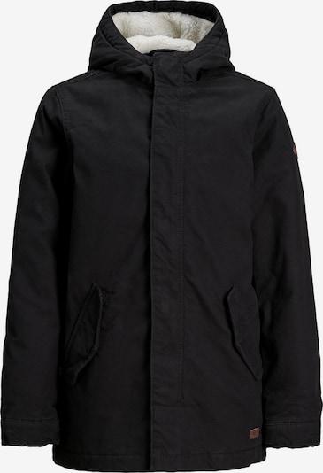 Produkt Mantel in schwarz, Produktansicht