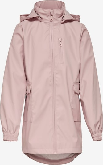 KIDS ONLY Regenjacke in rosa, Produktansicht