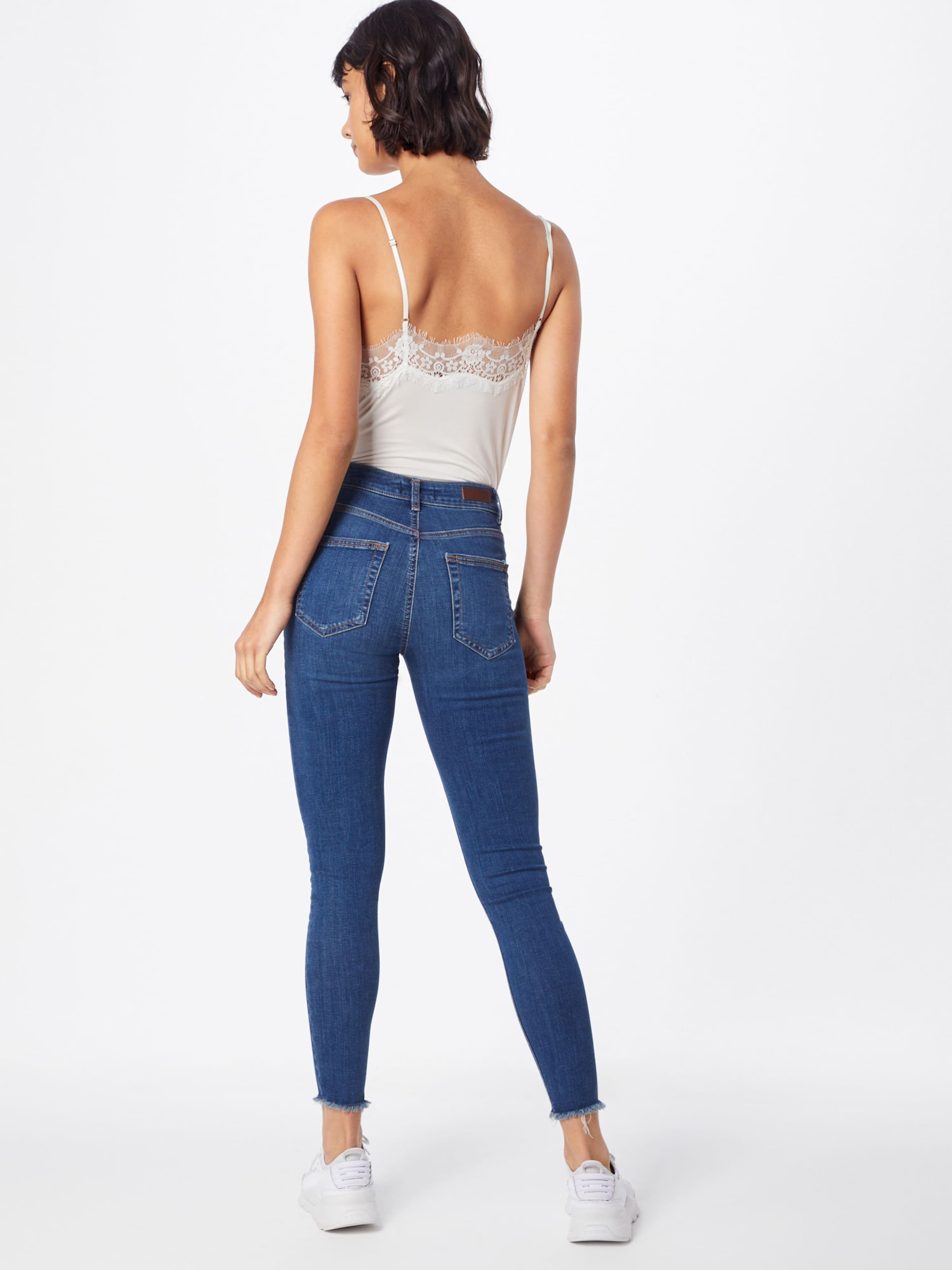 Pieces In Jeans Mb Skn Cr Blauw Noos' Denim B184 Mw 'pcdelly LSzjGqMpUV