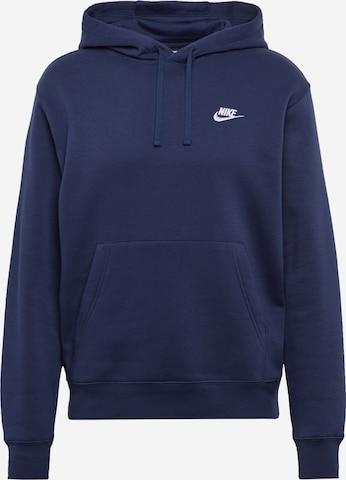 Nike Sportswear Dressipluus 'Club', värv sinine