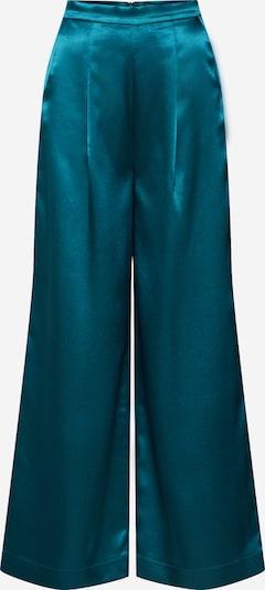 EDITED Kalhoty se sklady v pase 'Manaba' - petrolejová, Produkt