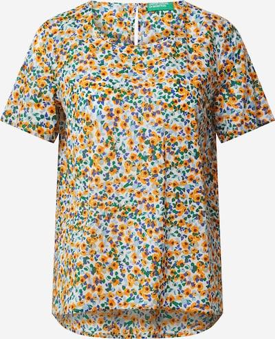 UNITED COLORS OF BENETTON Bluza | mešane barve barva, Prikaz izdelka