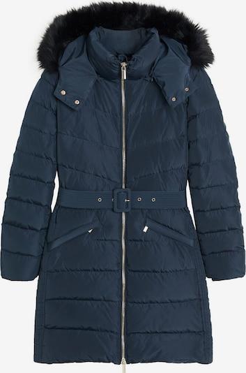 MANGO Płaszcz zimowy 'parislo5' w kolorze granatowym, Podgląd produktu