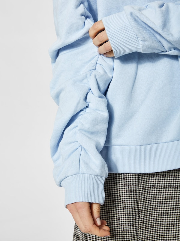 SELECTED FEMME Drapiertes Sweatshirt