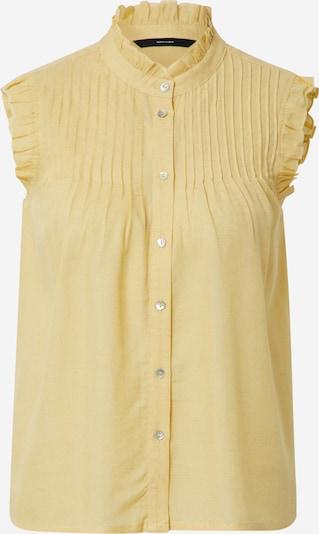 VERO MODA Blusentop 'OLAVIA' in gelb, Produktansicht