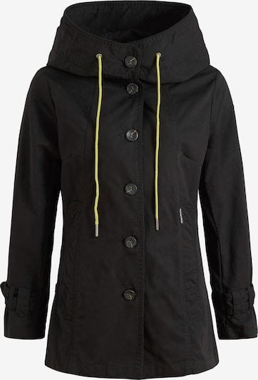 khujo Jacke 'ANAYA ' in schwarz, Produktansicht