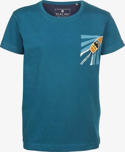 ELKLINE T-Shirt SPEEDBOAT in türkis, Produktansicht